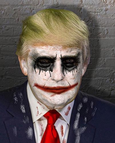Joker Trump – Das Making Of